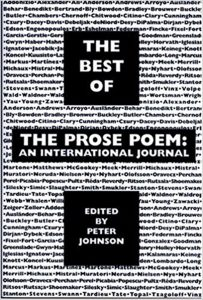 The Official Web Site of Peter Johnson — Prose Poetry & Short Fiction